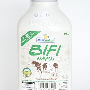Milknatur® BIFI 400 ml