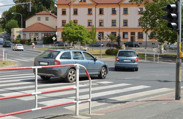 Informace o dopravní situaci